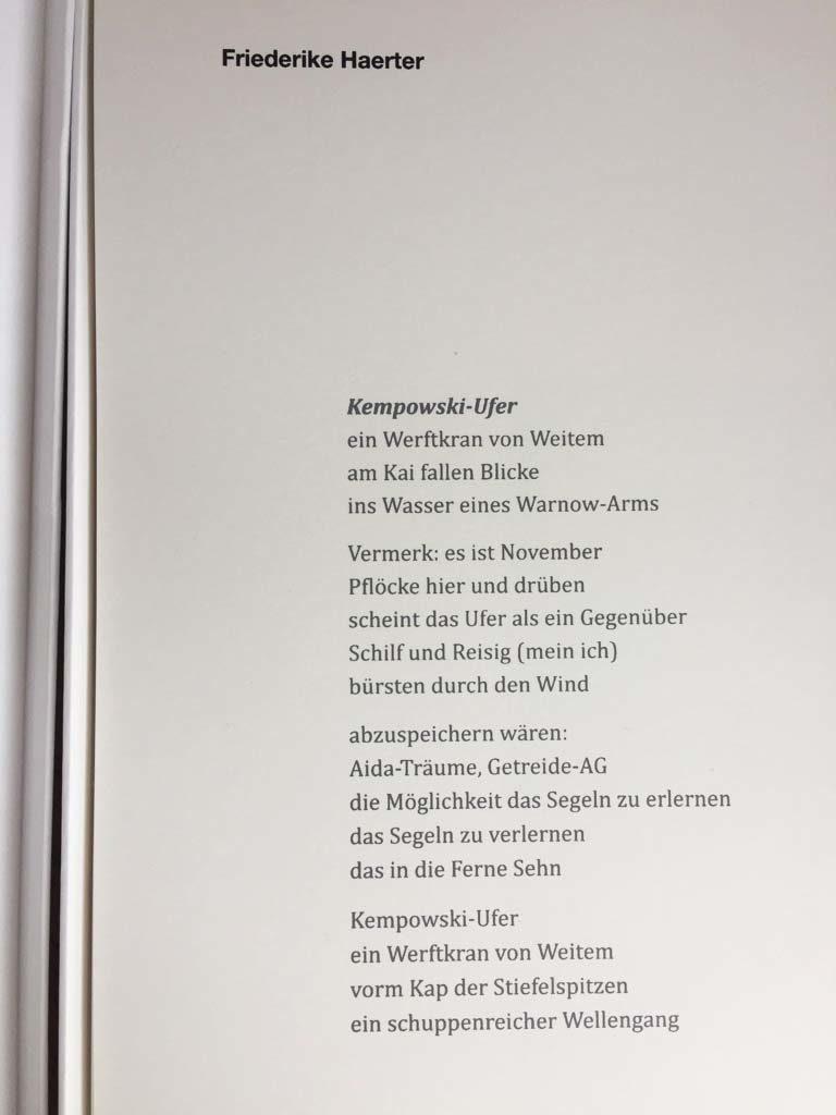Poesie Trifft Grafik Veröffentlichung In Der Künstlermappe
